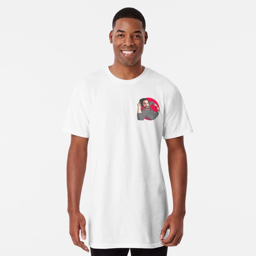 Halfstack Long T-Shirt
