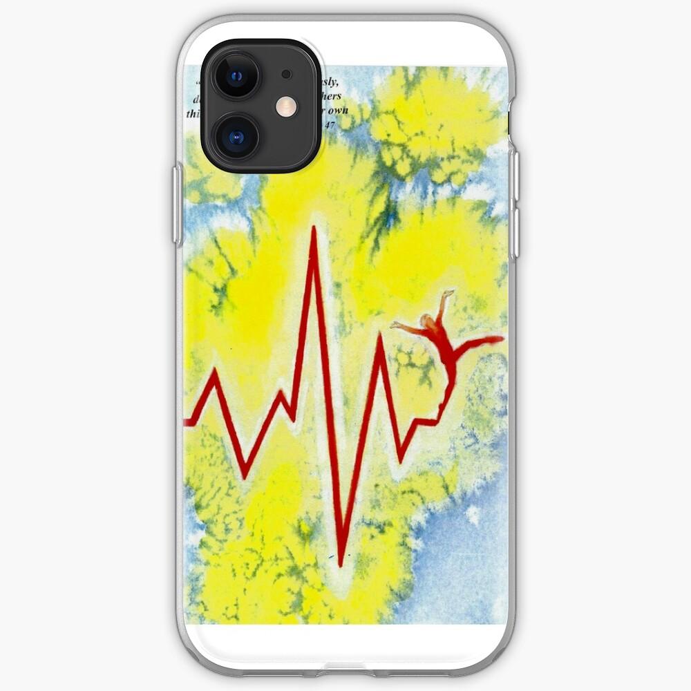 Cardiac Dancer iPhone Case & Cover
