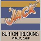 Jack Burton Trucking by SynthOverlord