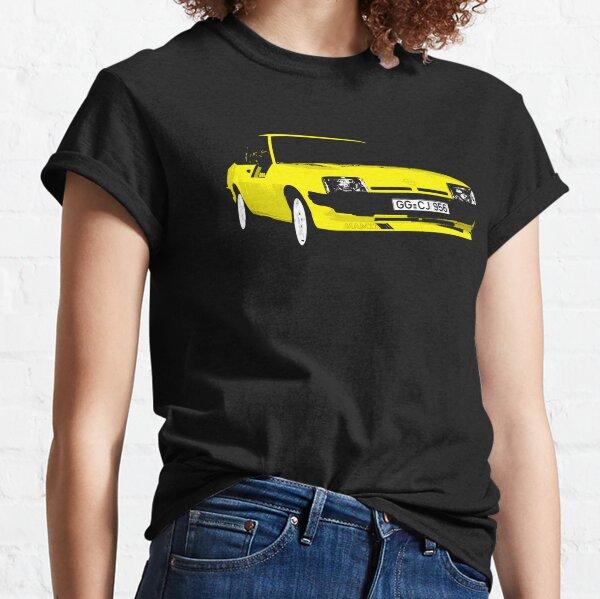 Opel Manta GTE 1982 Retro Style Kids Car T-Shirt