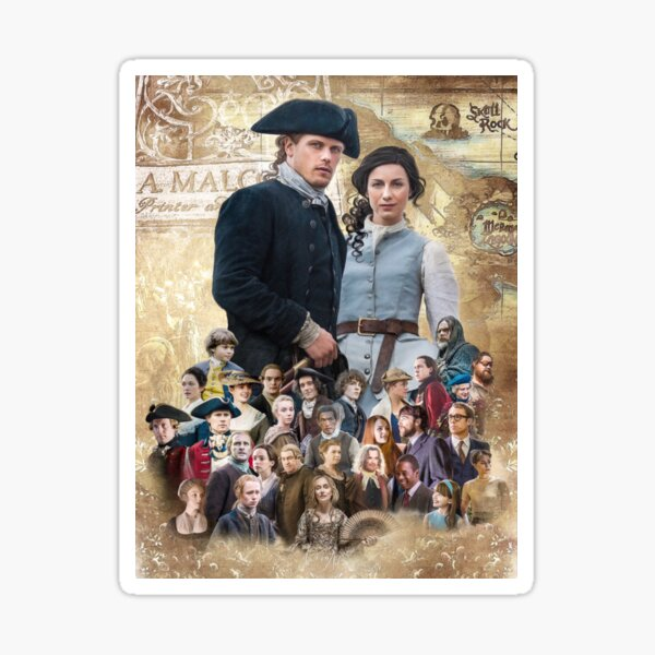 Poster Season 3  Sticker