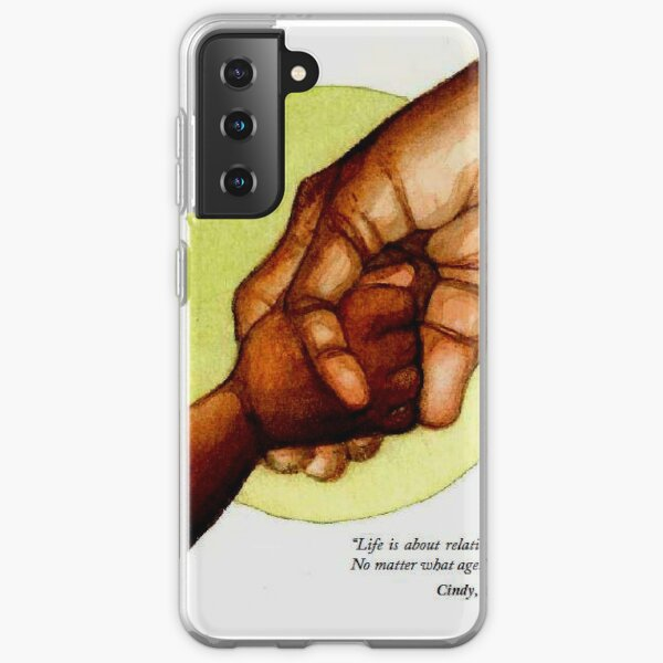 Holding Hands Across Generations Samsung Galaxy Soft Case