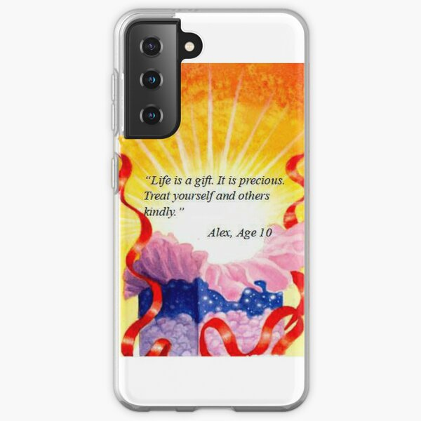 Every Day is a Gift Samsung Galaxy Soft Case
