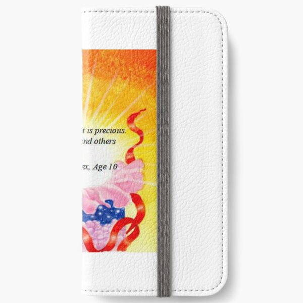 Every Day is a Gift iPhone Wallet