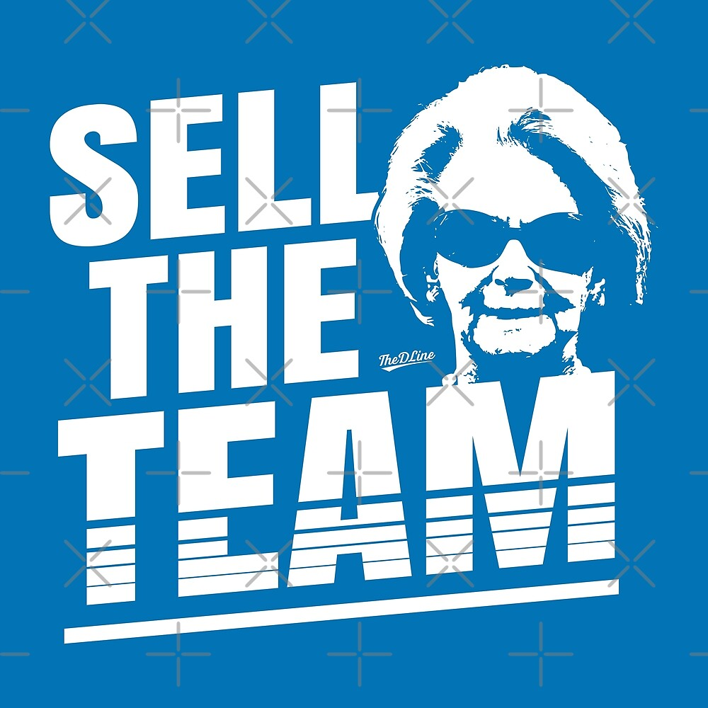 Sell The Team by thedline