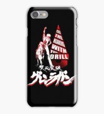 Pierce the Heavens iPhone Case/Skin