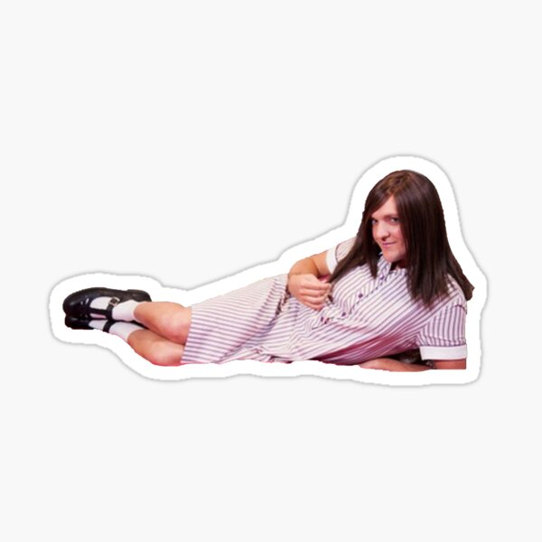 Ja'mie looking sexy Sticker