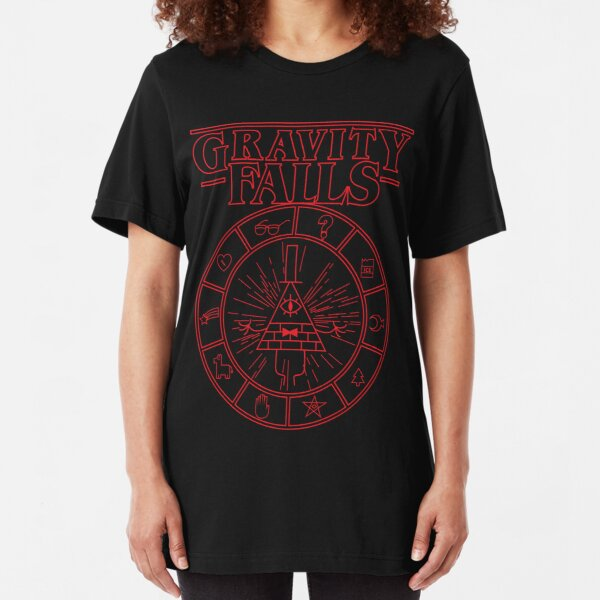 Gravity Things Slim Fit T-Shirt