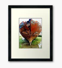 Hull - Eureka BA558 Fleetwood Marsh Framed Print
