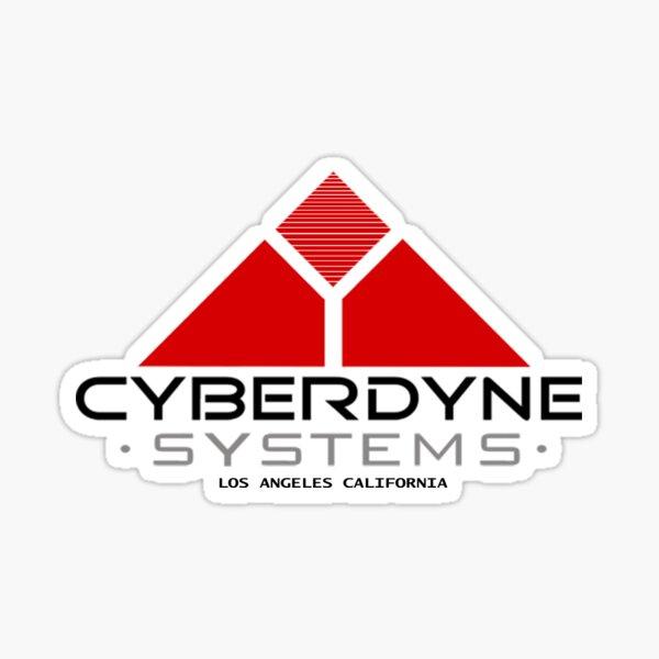 Systèmes Cyberdine Sticker
