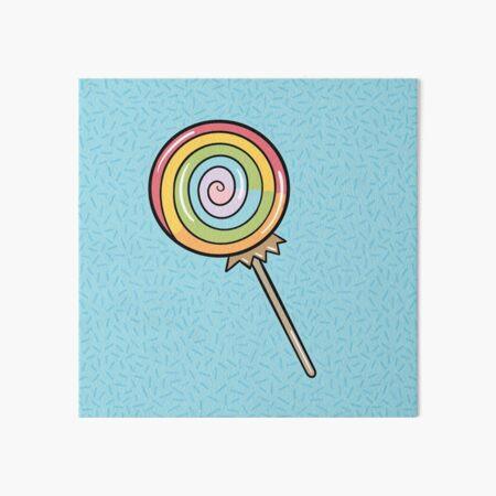 Lollipop Art Board Print