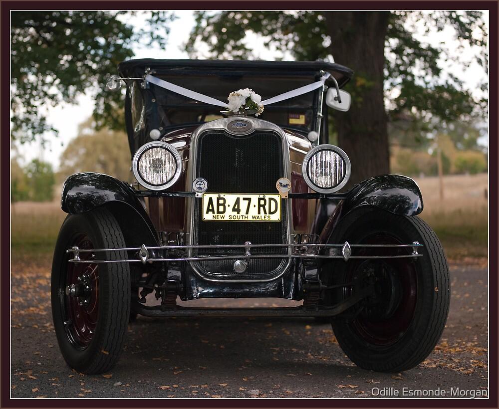 Vintage Ford by Odille Esmonde-Morgan