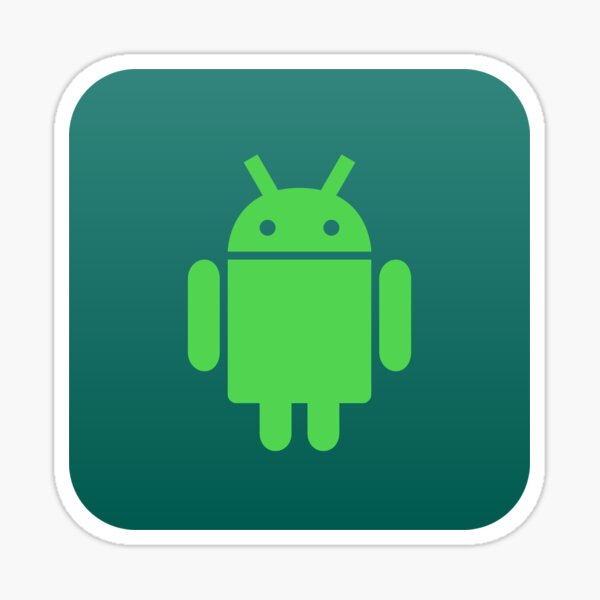 Android Logo Sticker