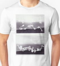 Making Memories In Places and Things (1) Unisex T-Shirt