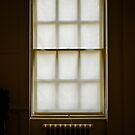 Window Blind  by richard  webb
