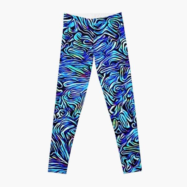 Blue Dreaming Leggings