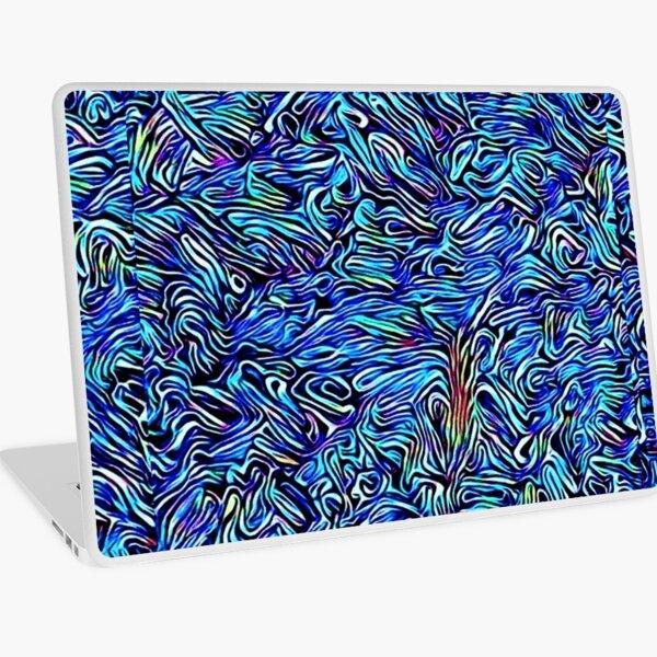 Blue Dreaming Laptop Skin