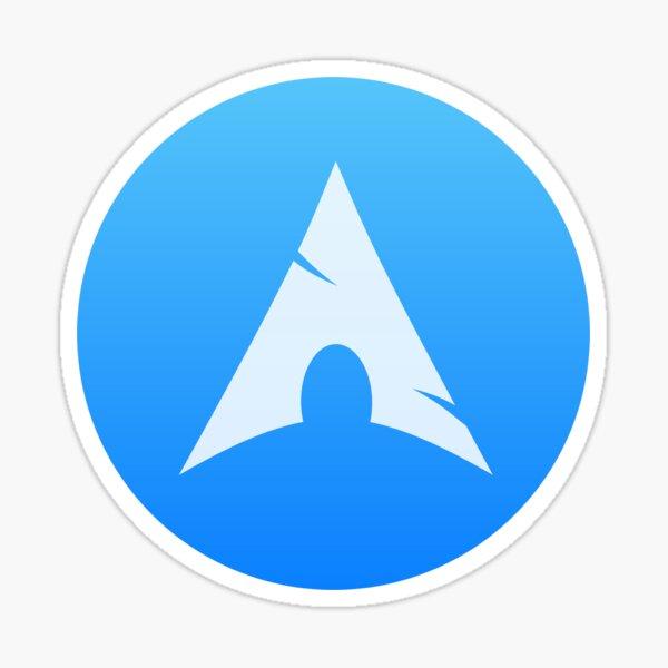 Arch Linux logo Sticker