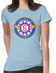 Seattle Pilots Womens Fitted T-Shirt