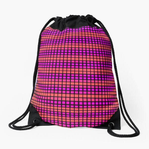 RADIANT BEAUTY Drawstring Bag