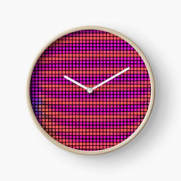 RADIANT BEAUTY Clock