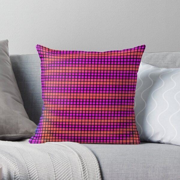 RADIANT BEAUTY Throw Pillow