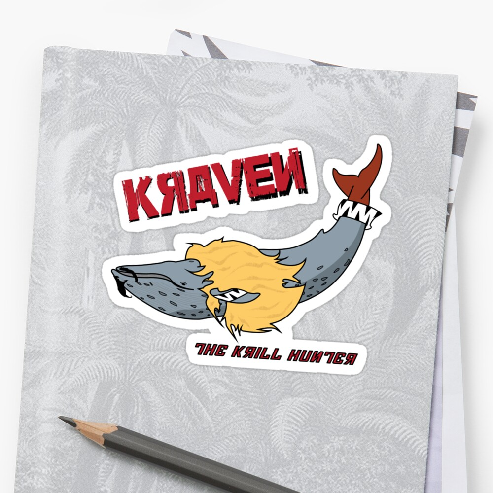 Kraven the Krill Hunter by maclac