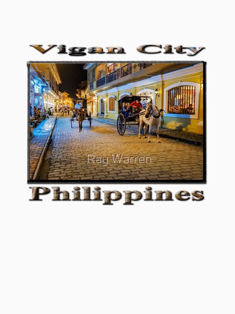 Vigan City, Philippines by RayW