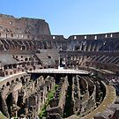 The Colosseum by inglesina