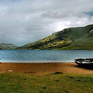 fishing at lough na fooey.. by Michelle McMahon