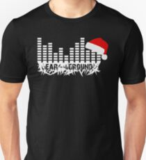 Ear to the Ground Christmas Slim Fit T-Shirt