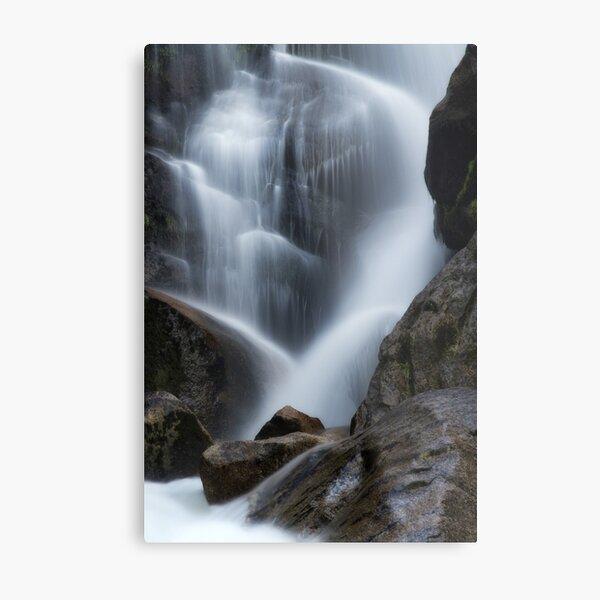 Hidden Falls, Yosemite Metal Print