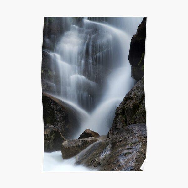 Hidden Falls, Yosemite Poster