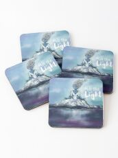Be the Light Coasters