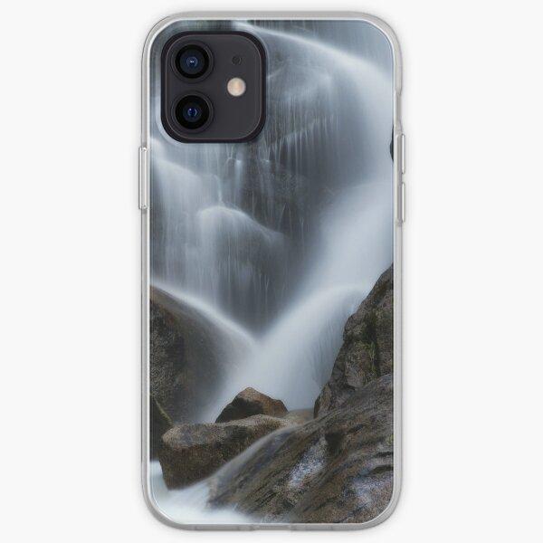 Hidden Falls, Yosemite iPhone Soft Case
