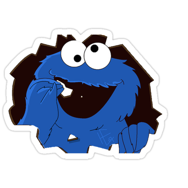 cookie monsta by niko619