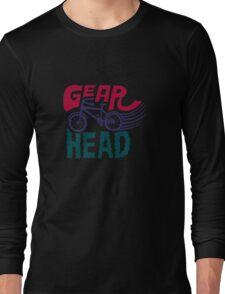 Gearhead - colored Long Sleeve T-Shirt