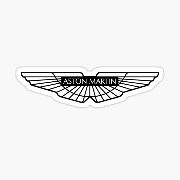 Aston Martin Stickers Redbubble