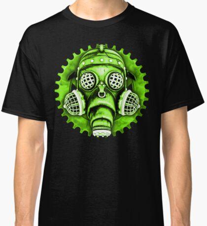 Steampunk / Cyberpunk Gas Mask #1E Classic T-Shirt