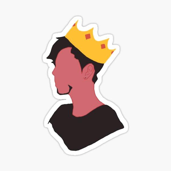 King Toonz Sticker