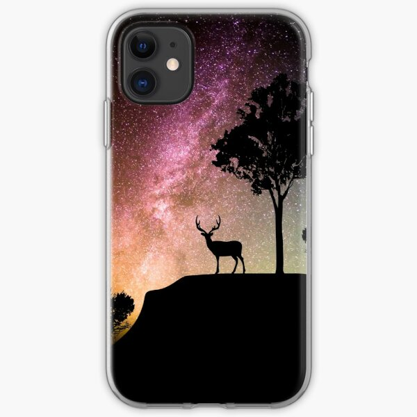 Deer 2 iPhone Soft Case