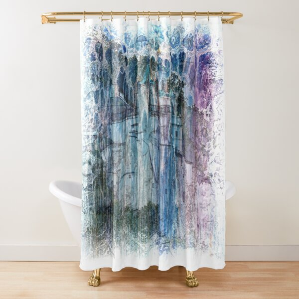 The Atlas Of Dreams - Color Plate 68 Shower Curtain