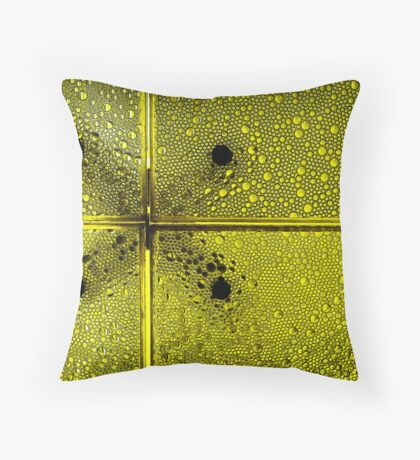 X- section Throw Pillow