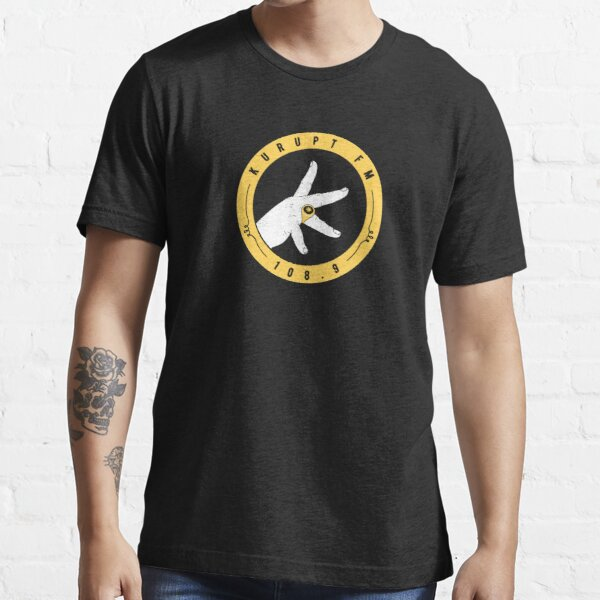 BEST SELLER - Kurupt FM Logo Essential T-Shirt