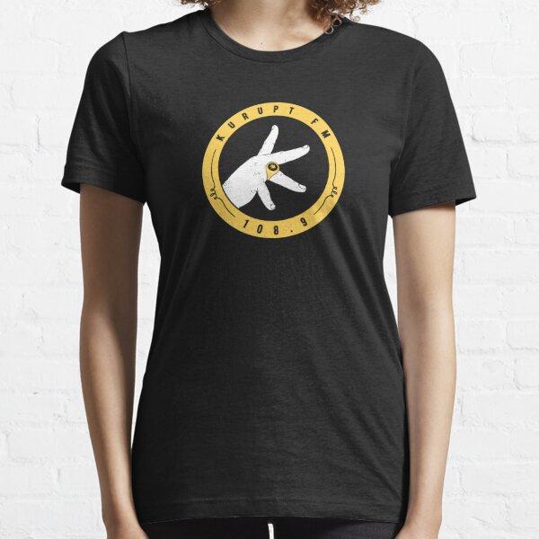 BEST SELLER - Kurupt FM Logo Essential T-Shirt