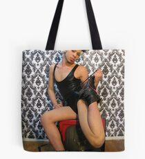 elastic! Tote Bag