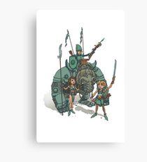 Trollkins Canvas Print