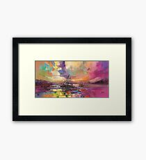 Loch Fyne Colour Framed Print
