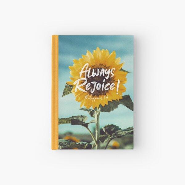 Always Rejoice! Hardcover Journal