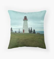 Cape George Throw Pillow